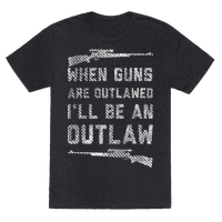 I'll Be an Outlaw