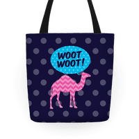 Woot Woot Tote