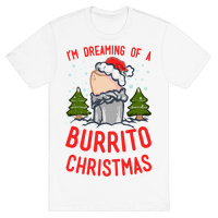 I'm Dreaming of a Burrito Christmas