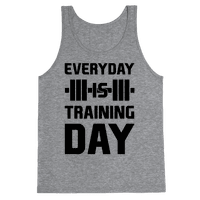Everyday Is Training Day