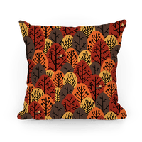 Fall Trees Pattern