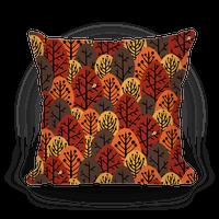 Fall Trees Pattern