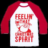 Feelin' That Christmas Spirit