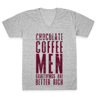 Chocolate Coffee Men