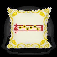 Zelda's Lullaby Pillow