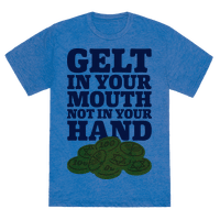 Gelt In Your Mouth