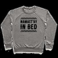 Namasta'ay In Bed