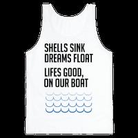 Shells Sink, Dreams Float