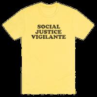 Social Justice Vigilante
