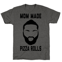 Mom Made Pizza Rolls (Harden Edition)