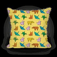 Origami Animal Pattern