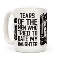 Tears of the Men Who Tried to Date My Daughter