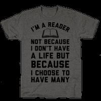 I'm A Reader
