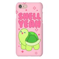 Shell Yeah Cute Turtle