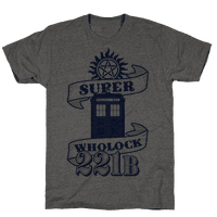 Superwholock Icons