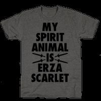 My Spirit Animal is Erza Scarlet