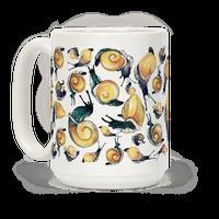 Golden Snail Shells