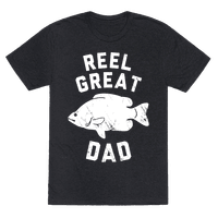 Reel Great Dad (White)