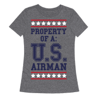 Property Of A U.S. Airman