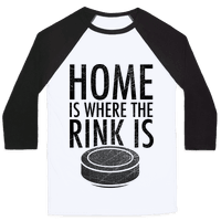 Home Is Where The Rink Is