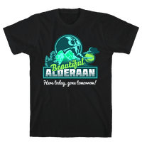 Beautiful Alderaan Vacation