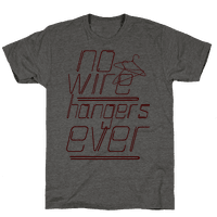 No More Wire Hangers
