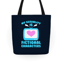 My Sexuality Is Fictional Characters