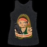 Militant Feminist