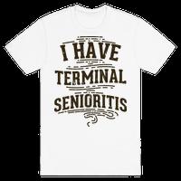 Terminal Senioritis
