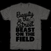 Beauty in the Street Beast on The Field