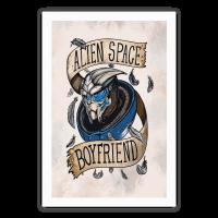 Alien Space Boyfriend Garrus Parody