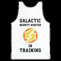Galatic Bounty Hunter In Training