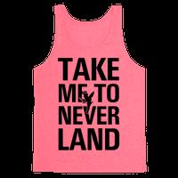 Take me to Neverland (Neon Green)