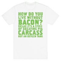 Dumb Questions Vegetarians Get Asked