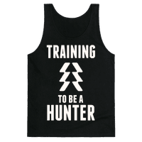 Training To Be A Hunter