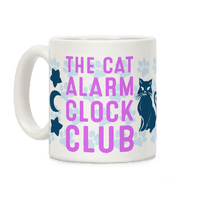 The Cat Alarm Clock Club
