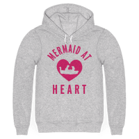 Mermaid At Heart (Ariel Edition Sweater)