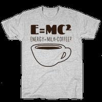 E=Mc Coffee