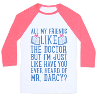 Have You Ever Heard of Mr. Darcy?