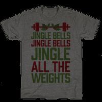 Jingle Bells, Jingle Bells, Jingle All The Weights