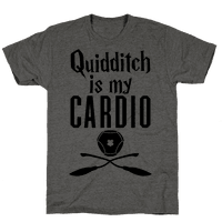 Quidditch Is My Cardio