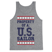 Property Of A U.S. Sailor