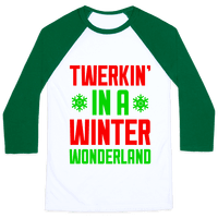Twerkin' In A Winter Wonderland
