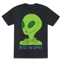 Rest In Space Tee