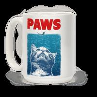 PAWS (JAWS Parody)