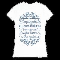 Pluviophile Definition