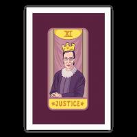 Ruth Bader Ginsburg Justice Tarot