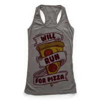 Will Run For Pizza
