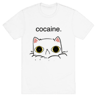 Kitty! No Cocaine!