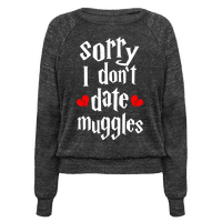 Sorry, I Don't Date Muggles